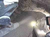 Commercial & Residential Rock Blowing Services